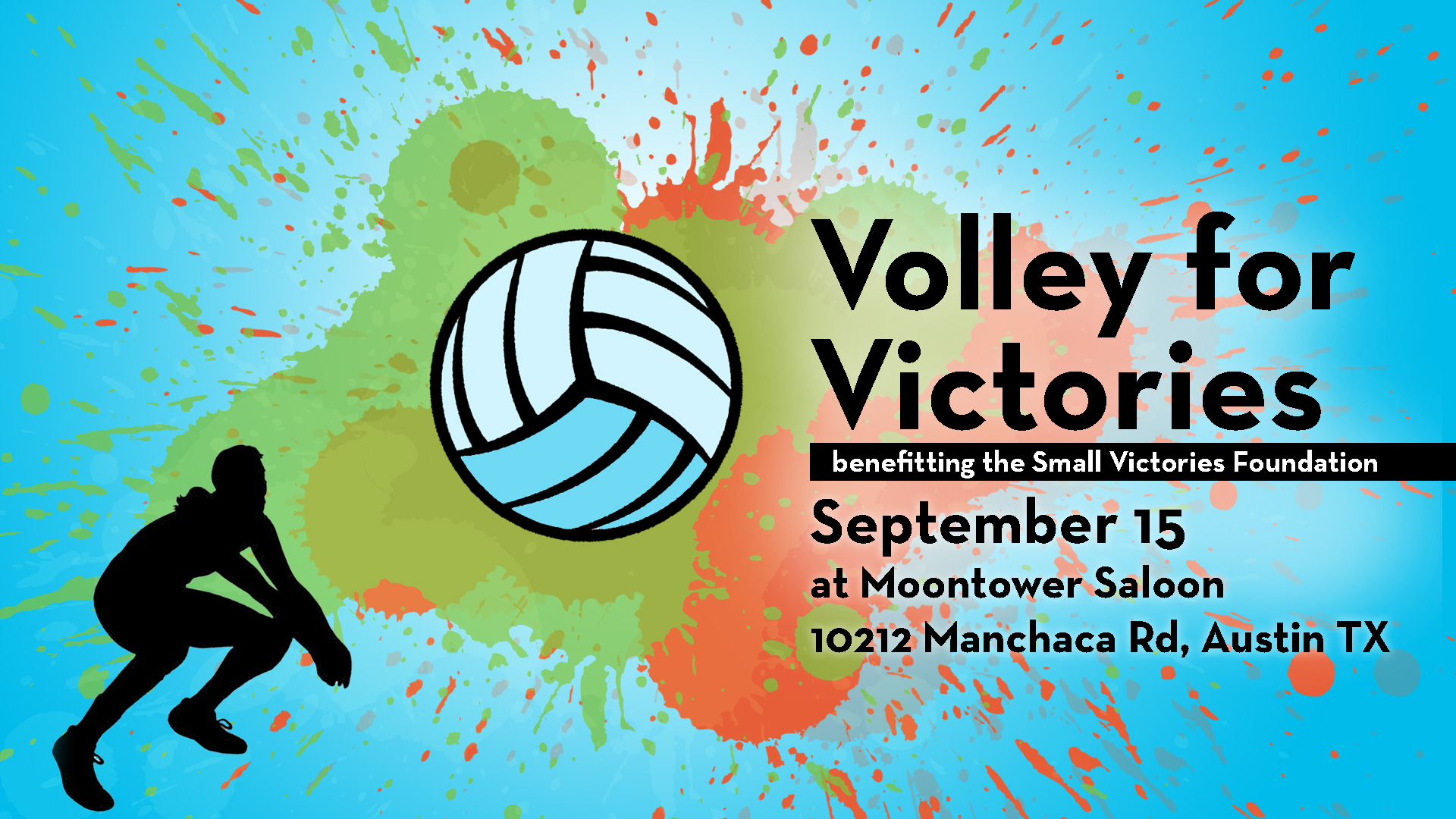 Volley for Victories: September 15!
